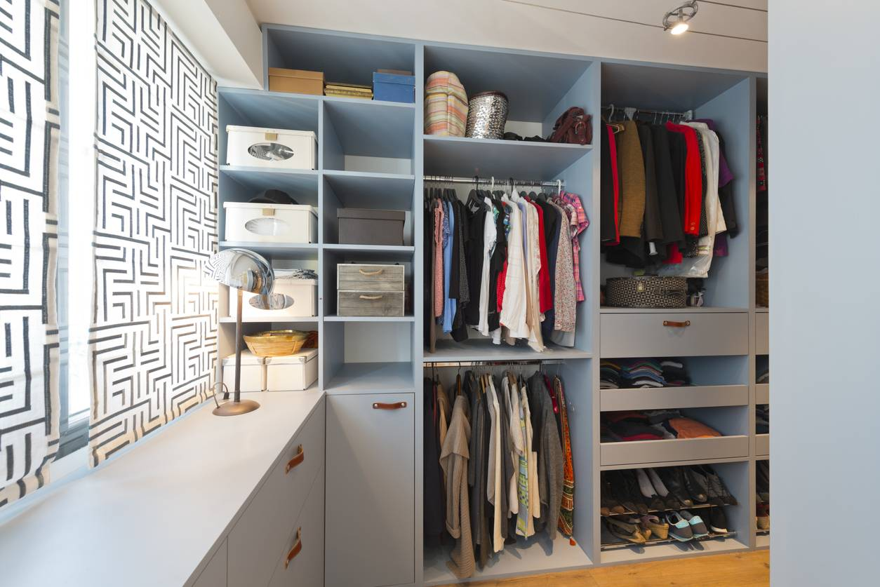 La Maison Du Dressing 4 raisons d'installer un dressing à la maison | pratique.fr