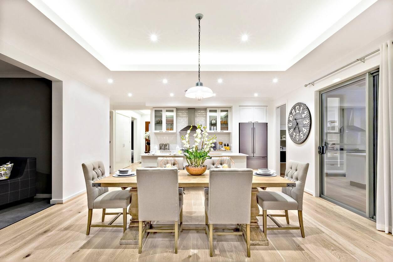 adopter un style classique pour sa salle manger. Black Bedroom Furniture Sets. Home Design Ideas