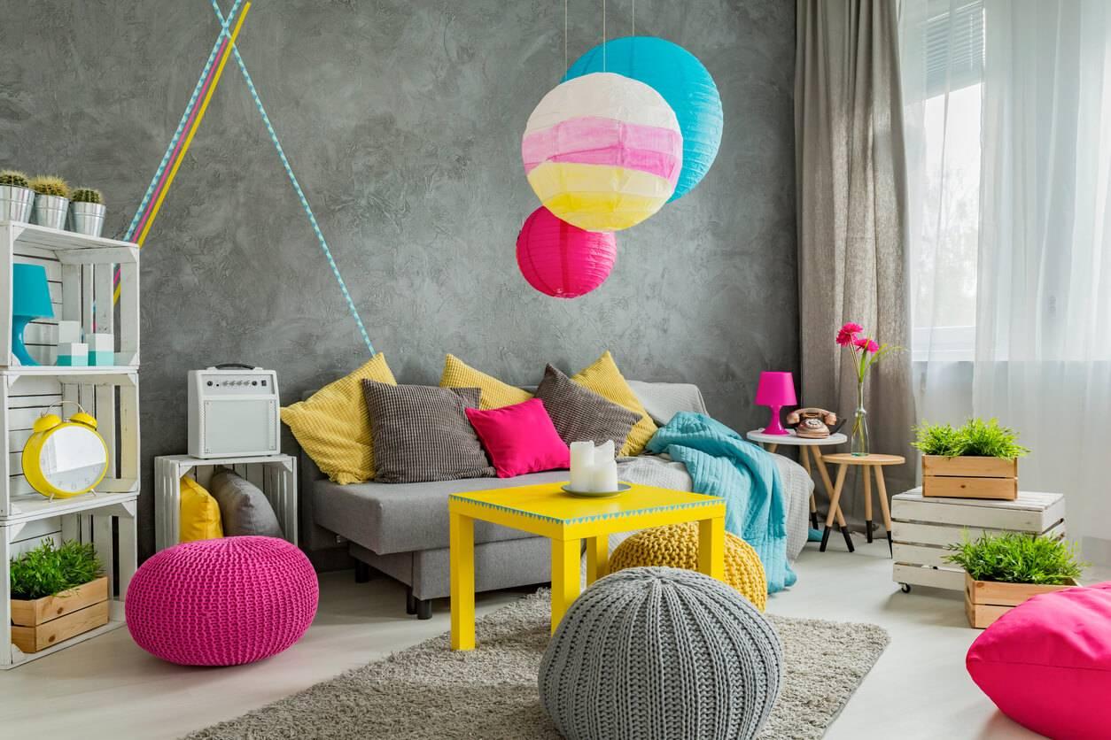 Adopter Une Decoration Style Boheme Pratique Fr # Meuble Boheme But