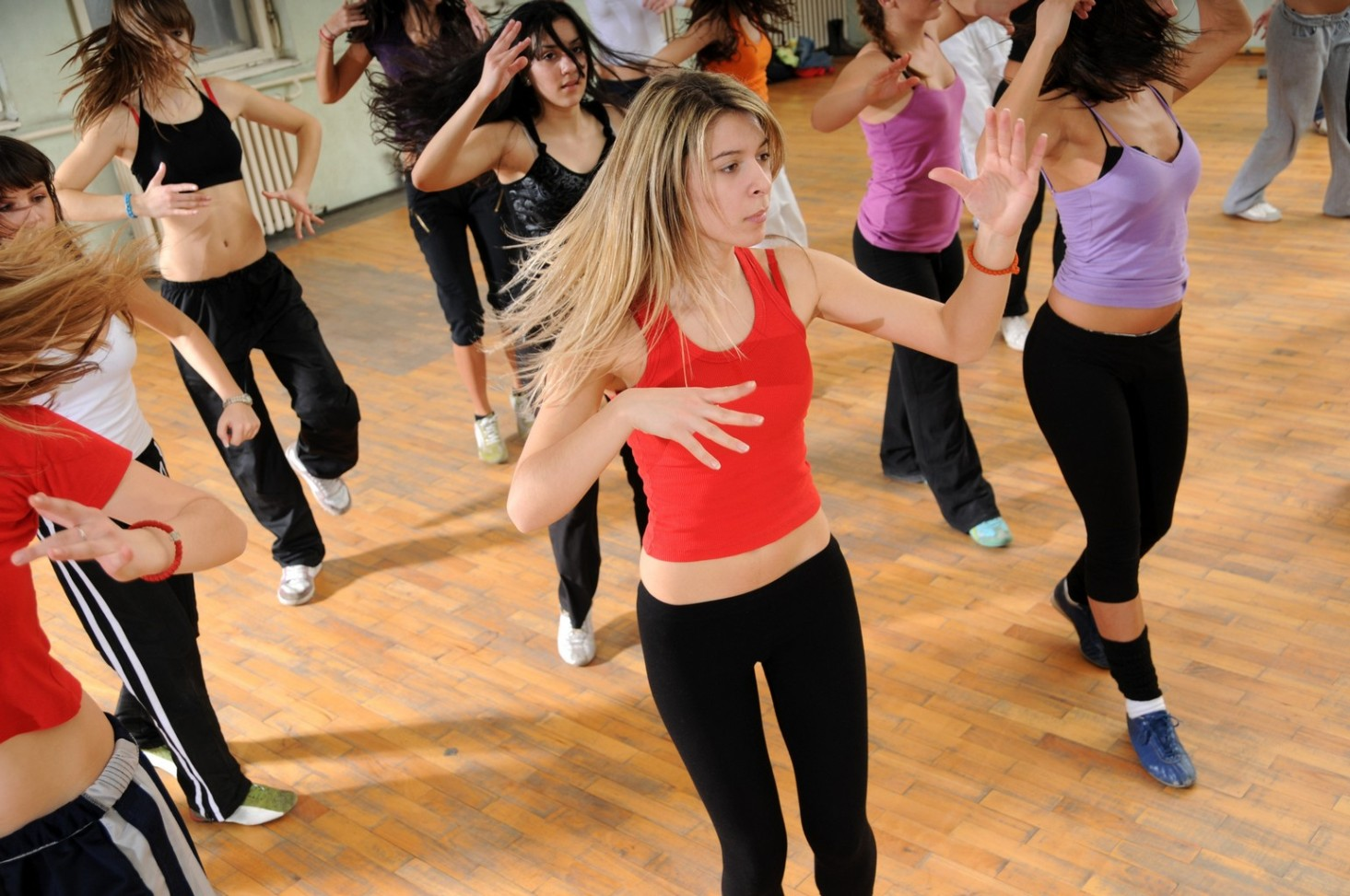 Zumba dance workout for beginners learn the poseidon