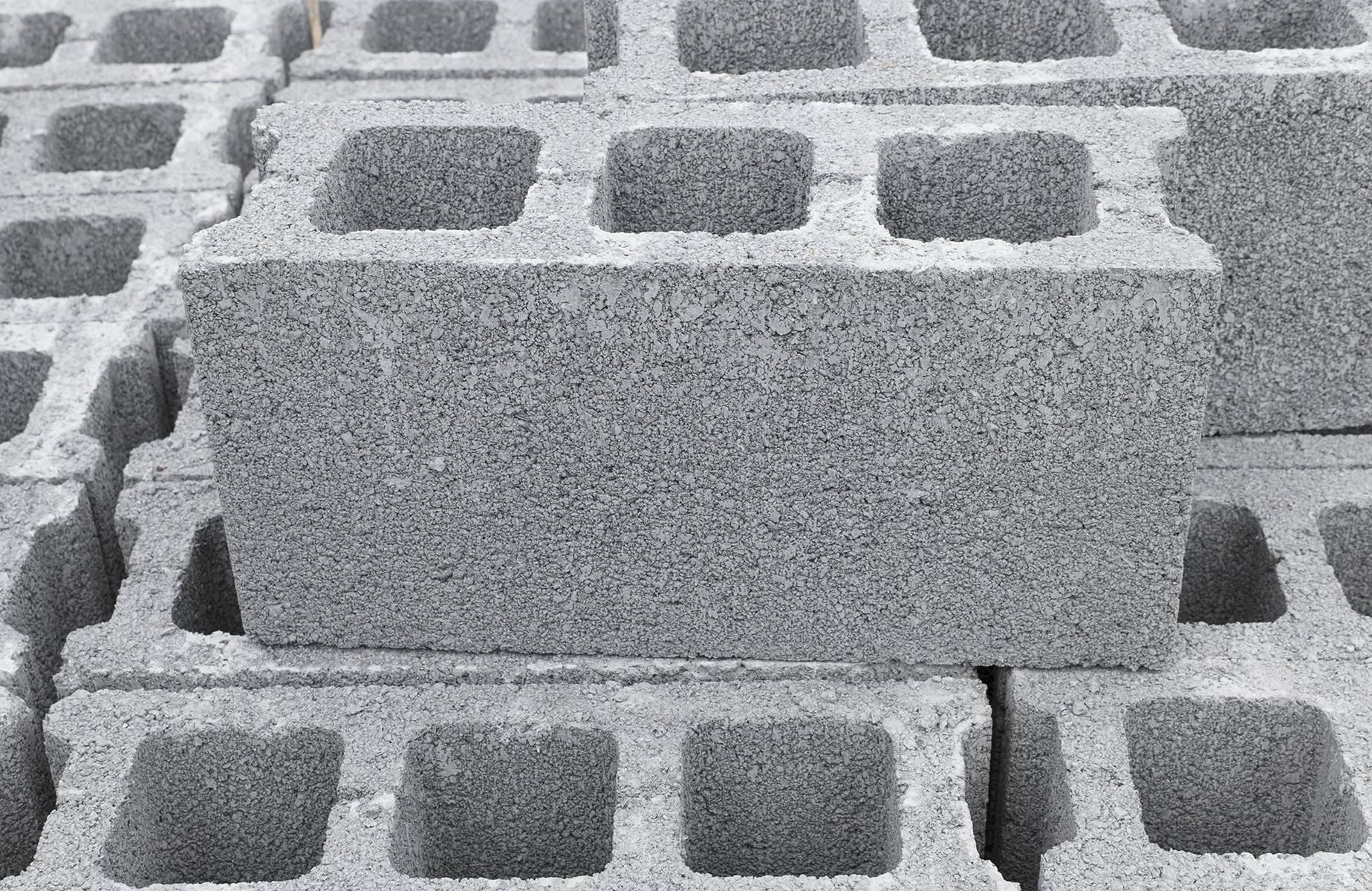 Decorer son jardin avec des blocs beton for Bloc beton jardin