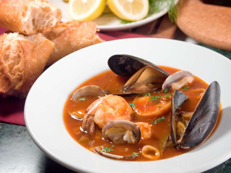 Corsica France Food Recipes