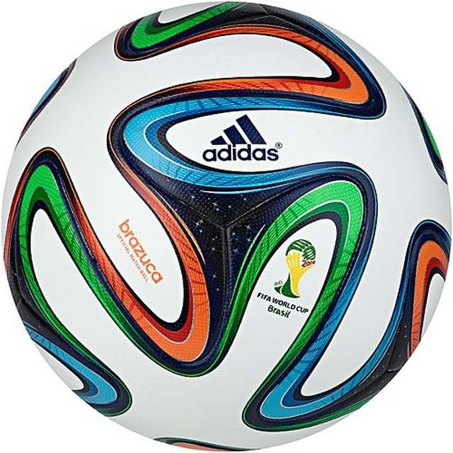 Coupe du monde de football 2014 les symboles - Ballon de la coupe du monde 2014 ...
