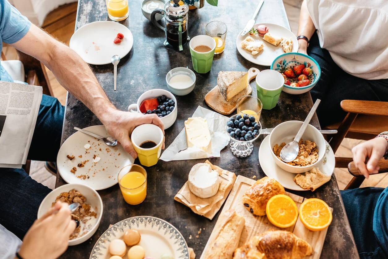 Brunch entre amis 5 id es originales for Idee menu entre amis