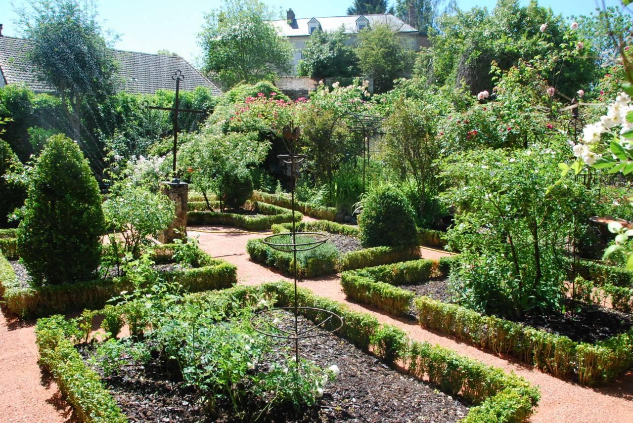 Tendance verte le jardin de cur for Le jardin de xavier