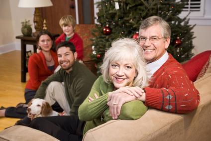 Idées de cadeaux de Noël pour des grands-parents
