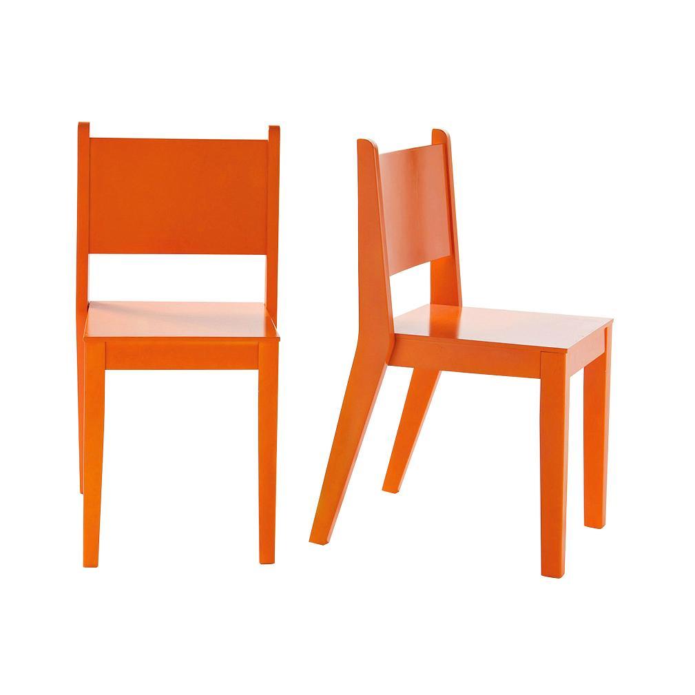 Chaise cuisine la redoute pr l vement d for Table et chaise petite fille
