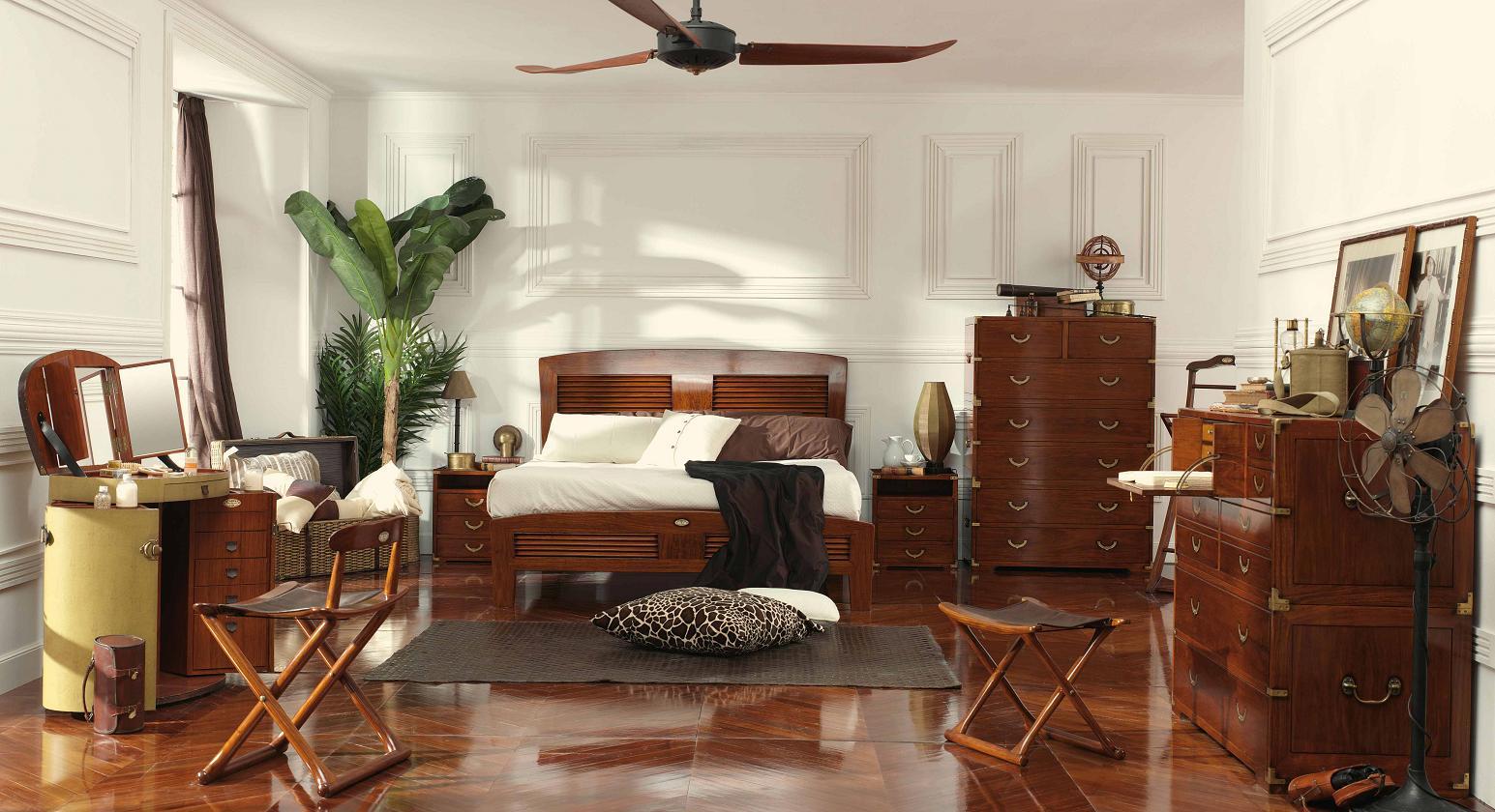 Chambre exotique : réaliser une décoration exotique dans votre ...
