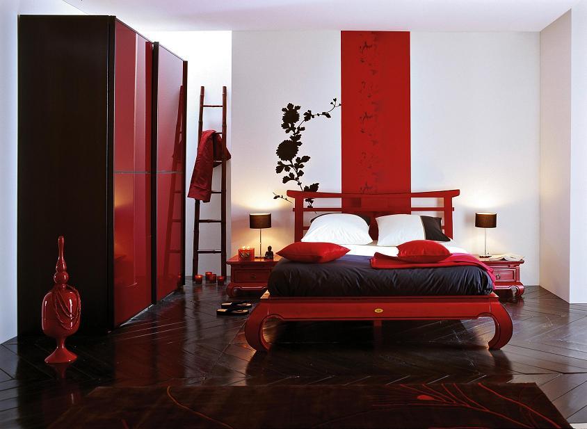 décoration chambre japonaise