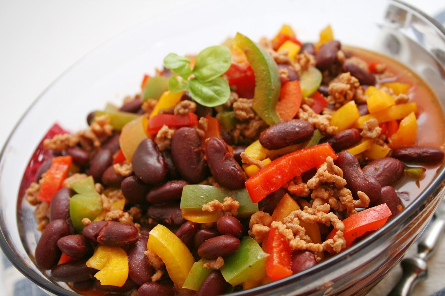 Recette du chili con carne - Chili con carne maison ...