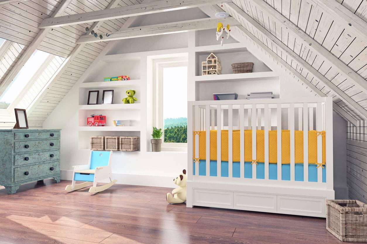 Choisir des meubles cologiques pour une chambre d 39 enfant - Meuble pour chambre d enfant ...