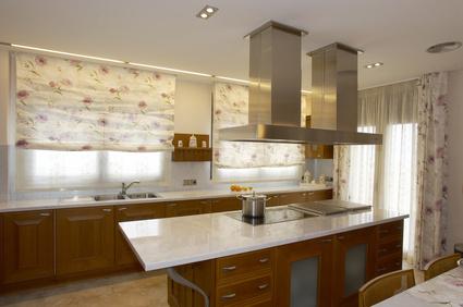 Rideaux de cuisine comment choisir des rideaux pour sa - Rideaux pour cuisine design ...