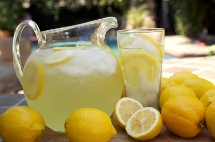 Old Fashioned Lemonade Alcool