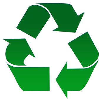 Plastique recyclable logo