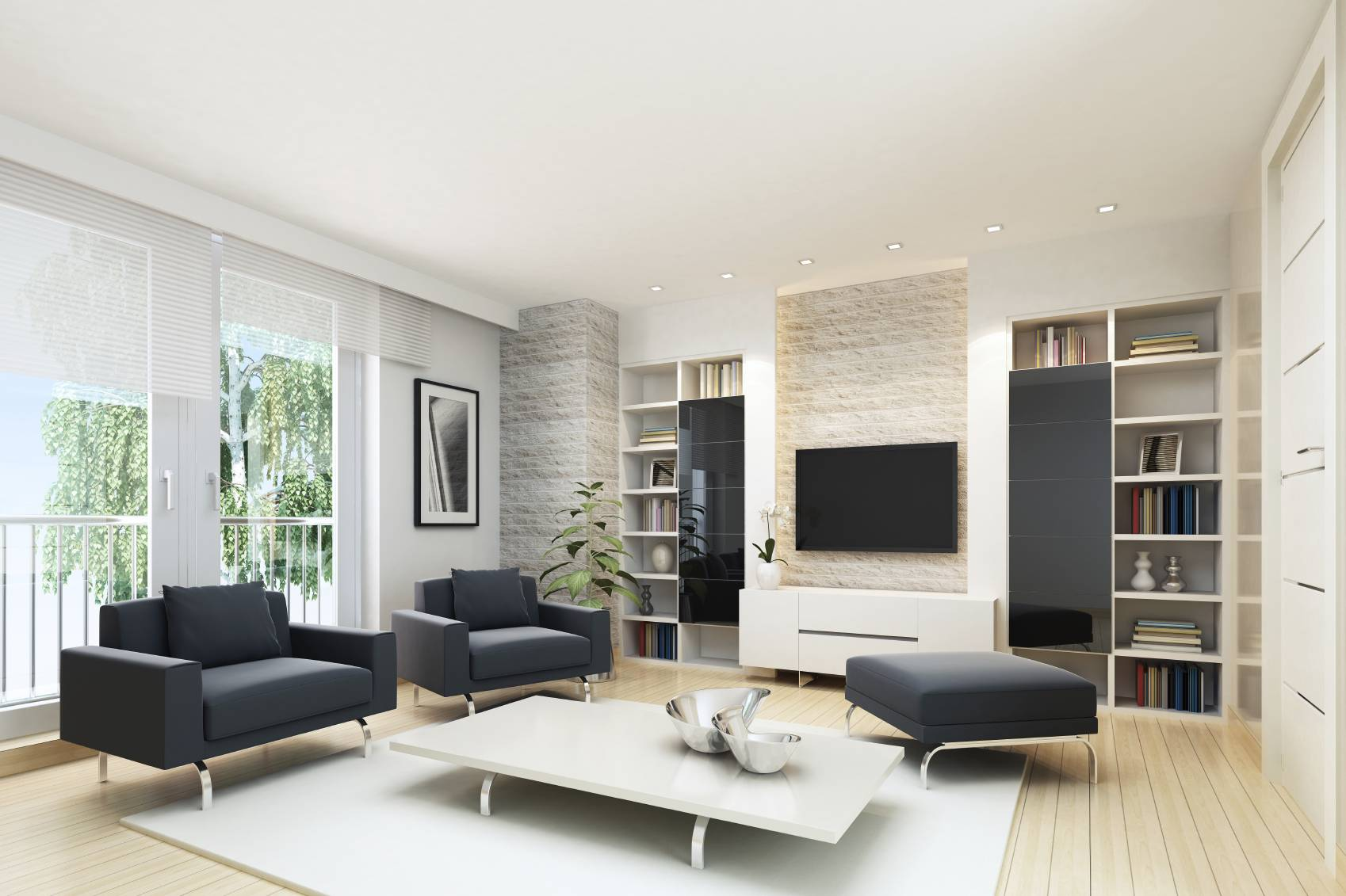 Comment d corer et bien optimiser votre salon for Bien decorer son appartement