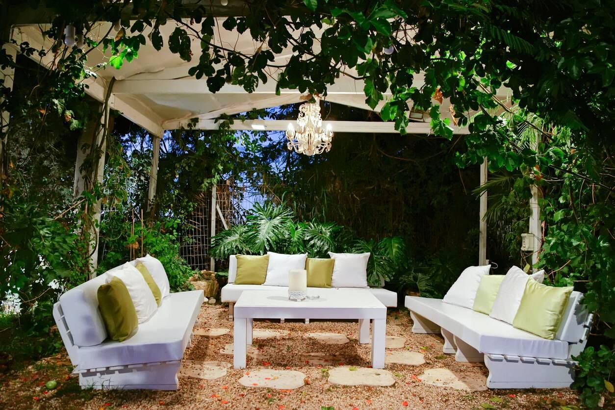 Comment cr er une ambiance chaleureuse dans un espace for Arredamento outdoor design