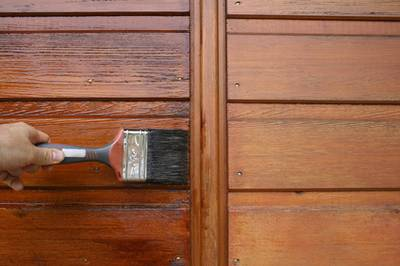 D caper une porte en bois - Comment peindre une porte en bois ...