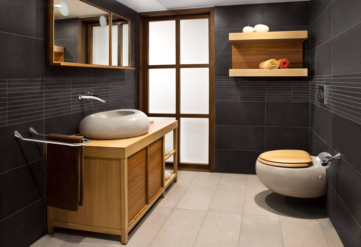 Comment d corer sa salle de bains de fa on originale - Decorer salle de bain ...