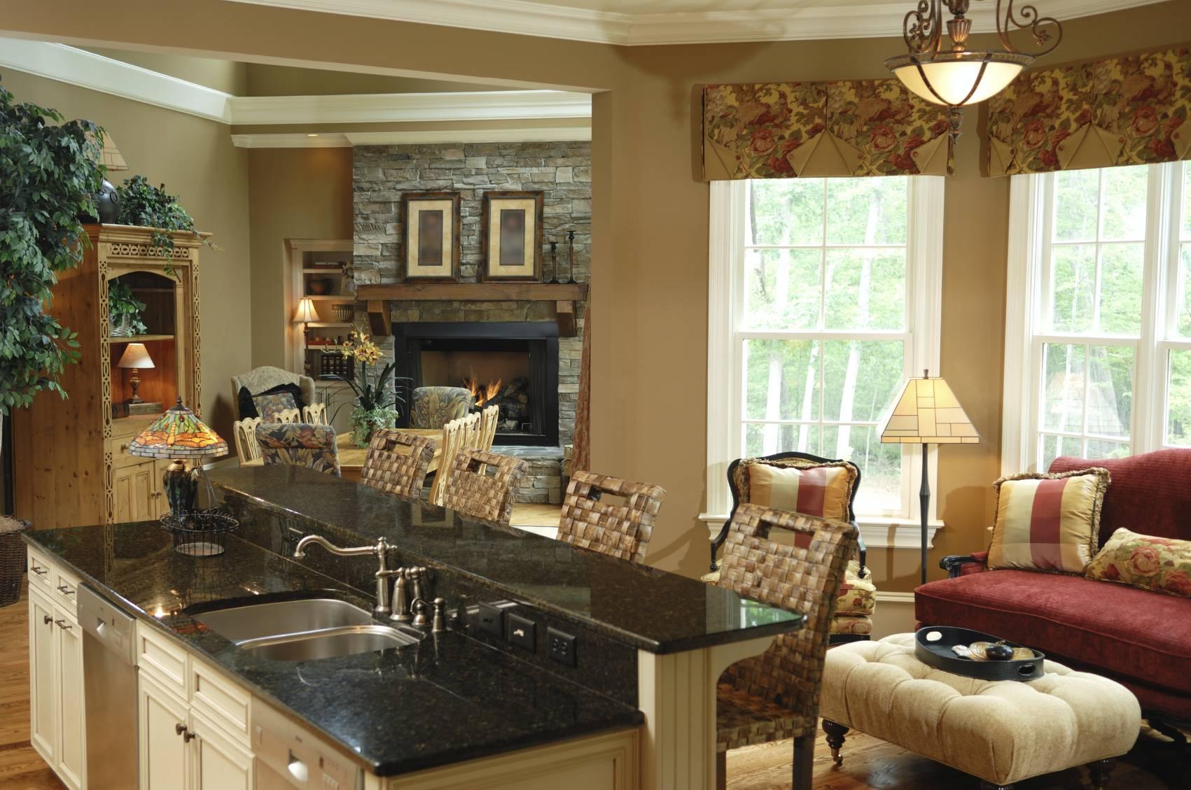 donner un style chaleureux sa d co. Black Bedroom Furniture Sets. Home Design Ideas
