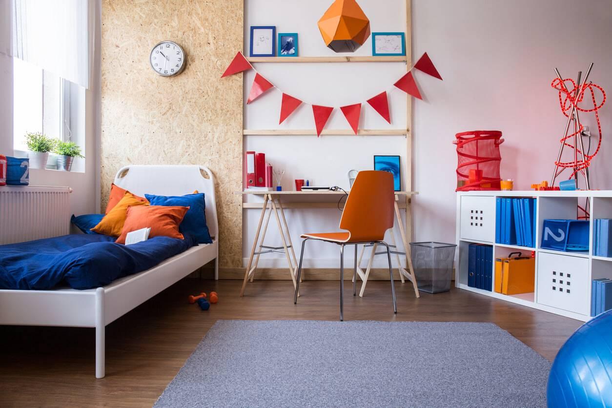 comment organiser une chambre d 39 enfant. Black Bedroom Furniture Sets. Home Design Ideas