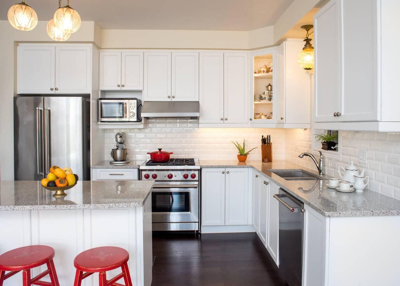 Comment remettre au go t du jour son mobilier de cuisine for Mobilier de cuisine