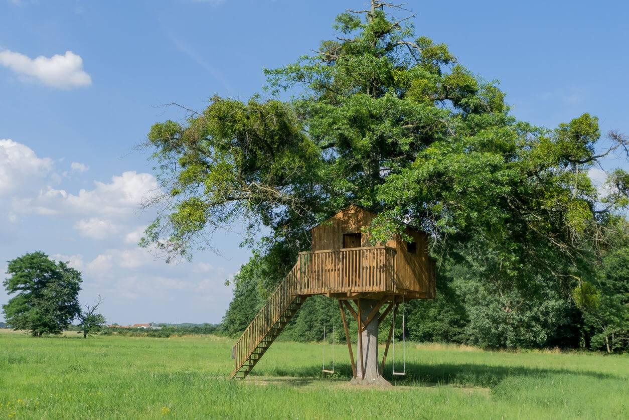 Construire une cabane dans un arbre - Construire une cabane dans les arbres ...