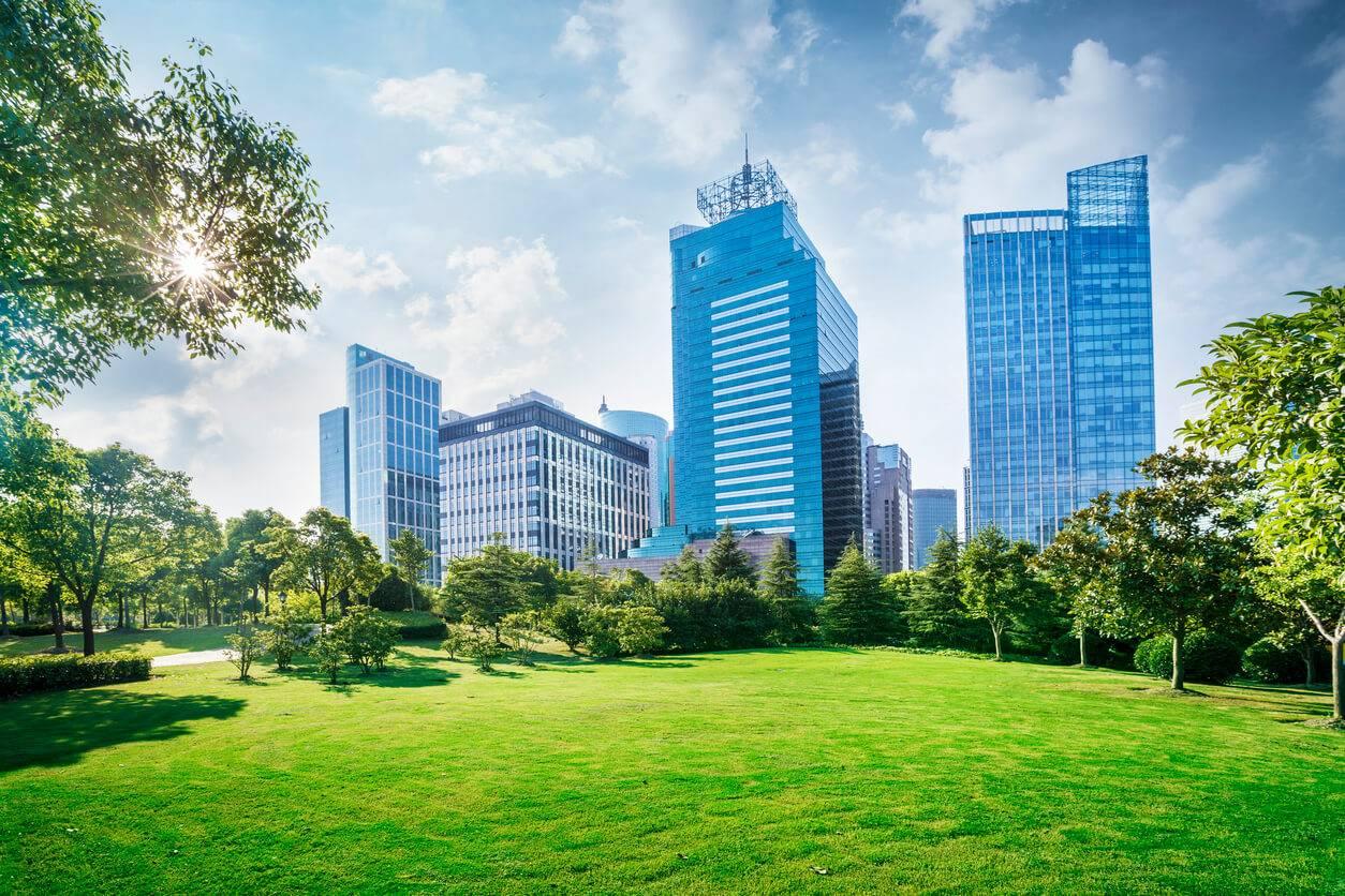 Coul e verte quand la nature s inscrit dans la ville for La ville nature