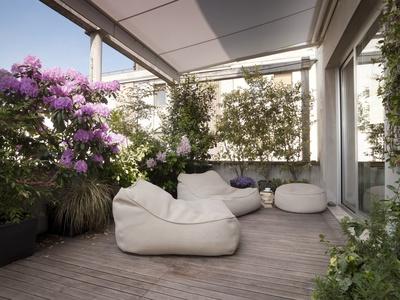 cr er un balcon zen. Black Bedroom Furniture Sets. Home Design Ideas