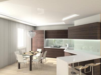 R aliser une cuisine design for Realiser plan cuisine