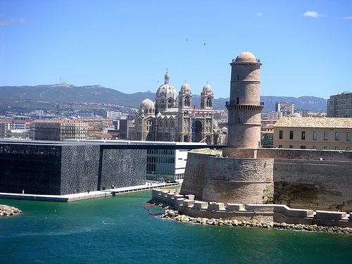 D couvrir marseille - Parking vieux port fort saint jean marseille ...