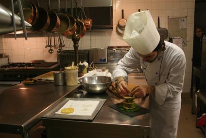 Comment devenir cuisinier for Un cuisinier