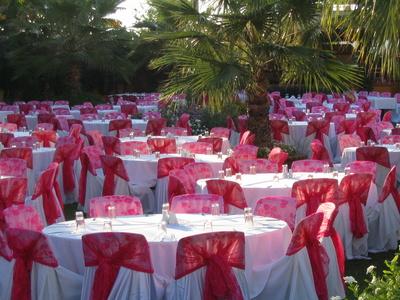 Notre dossier d coration de mariage for Photos de decoration