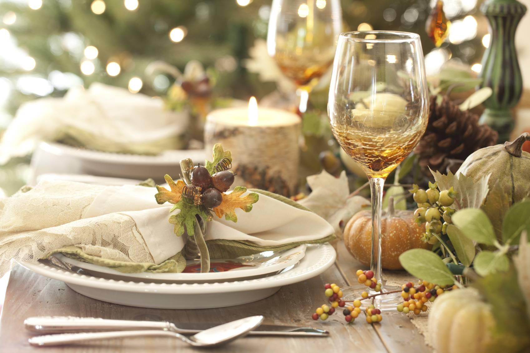 Conseils pour dresser une table - Comment dresser les couverts sur une table ...