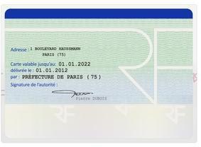 validité carte d identité en france Durée de validité d'une carte d'identité | Pratique.fr
