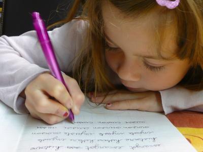 Gaucher droitier votre enfant est il gaucher ou for Ecriture en miroir psychologie