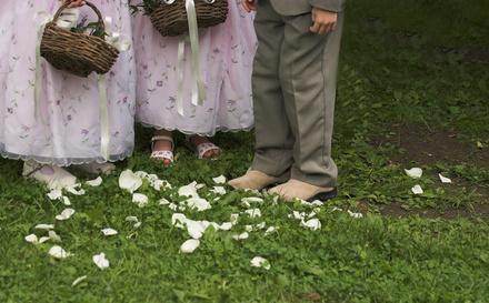 Habiller les enfants d 39 honneur pour son mariage for S habiller pour un mariage d automne