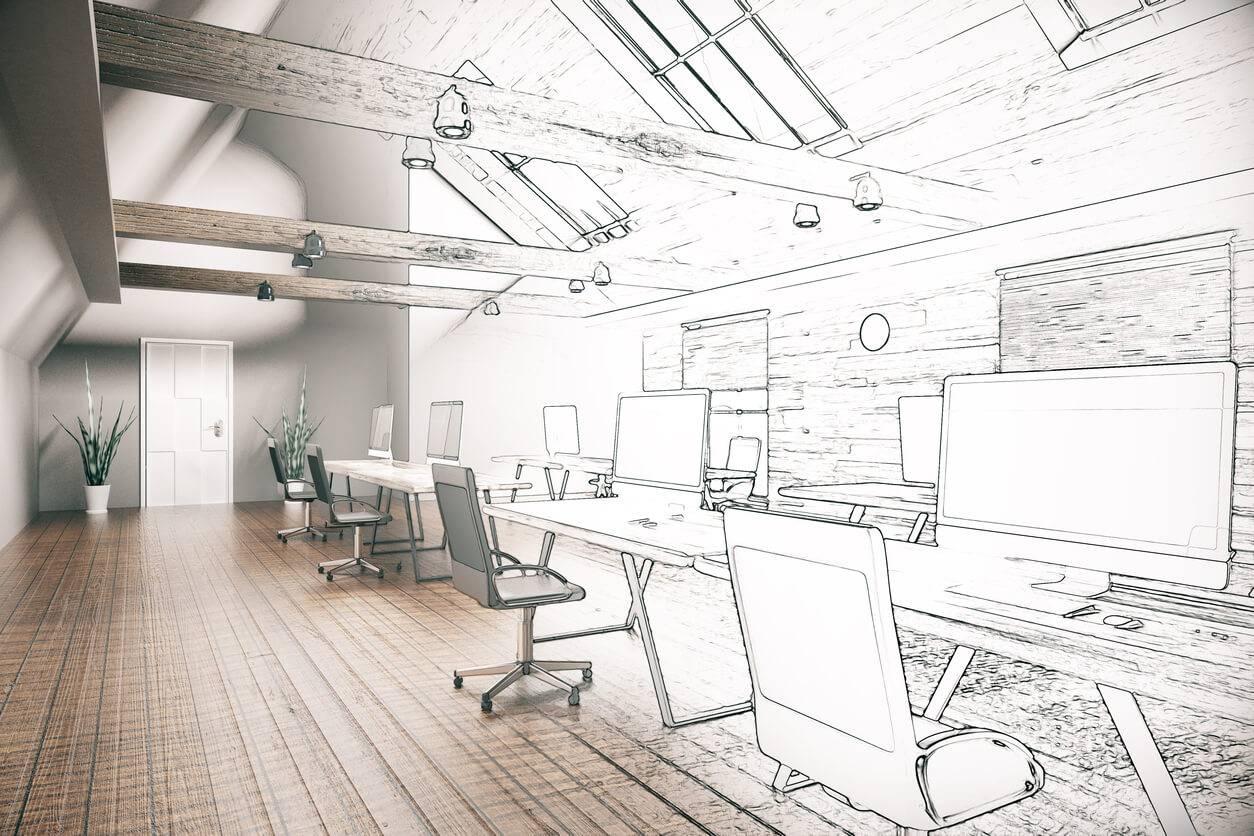 Entreprises qui optent pour le bureau comme à la maison change