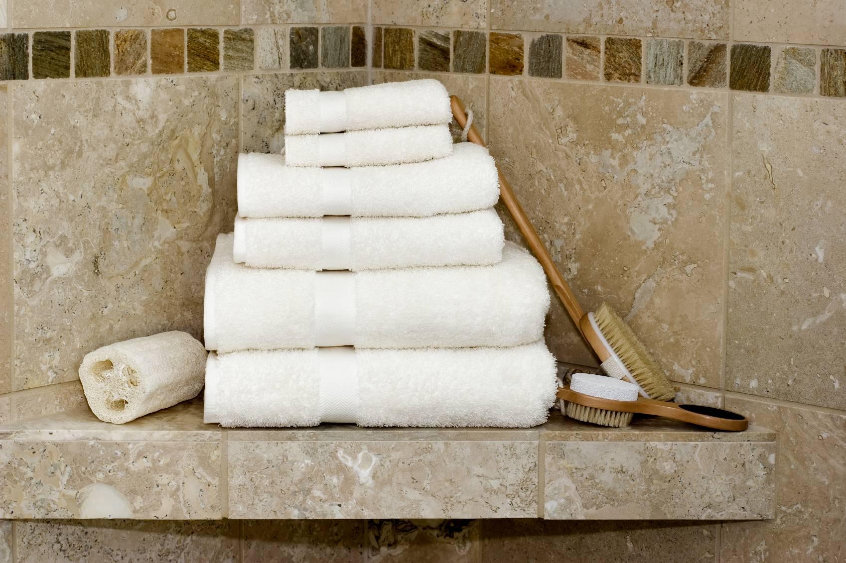 comment entretenir son linge de bain. Black Bedroom Furniture Sets. Home Design Ideas