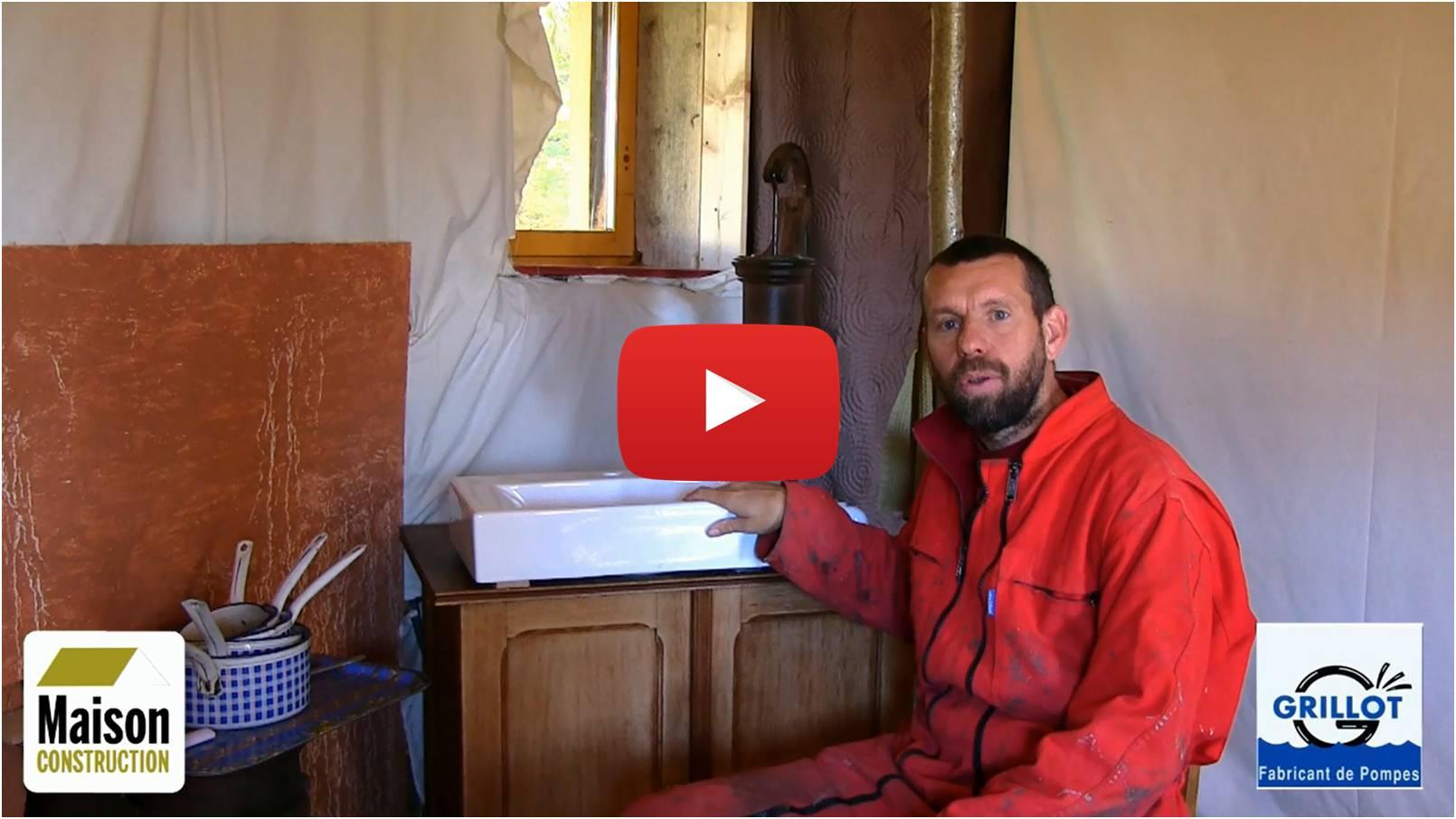 Eldamar pisode n 8 cuve de r cup ration d 39 eau de pluie et pompe manuelle - Cuve de recuperation d eau ...