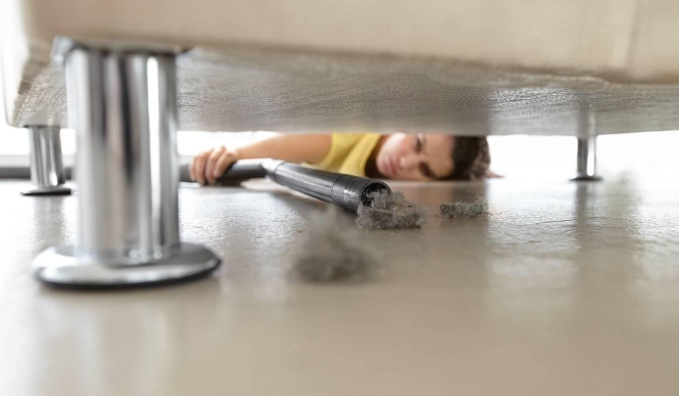 Etats unis des substances nocives d couvertes dans la - Poussiere dans la maison ...