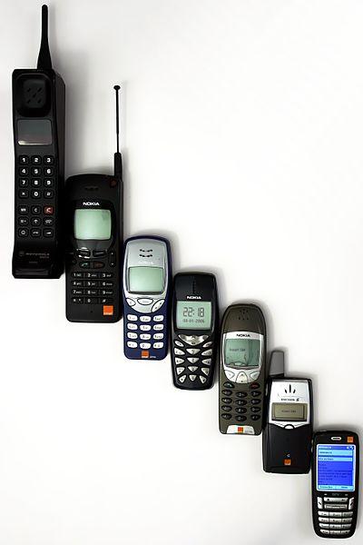 le premier coup de t l phone portable a 40 ans. Black Bedroom Furniture Sets. Home Design Ideas