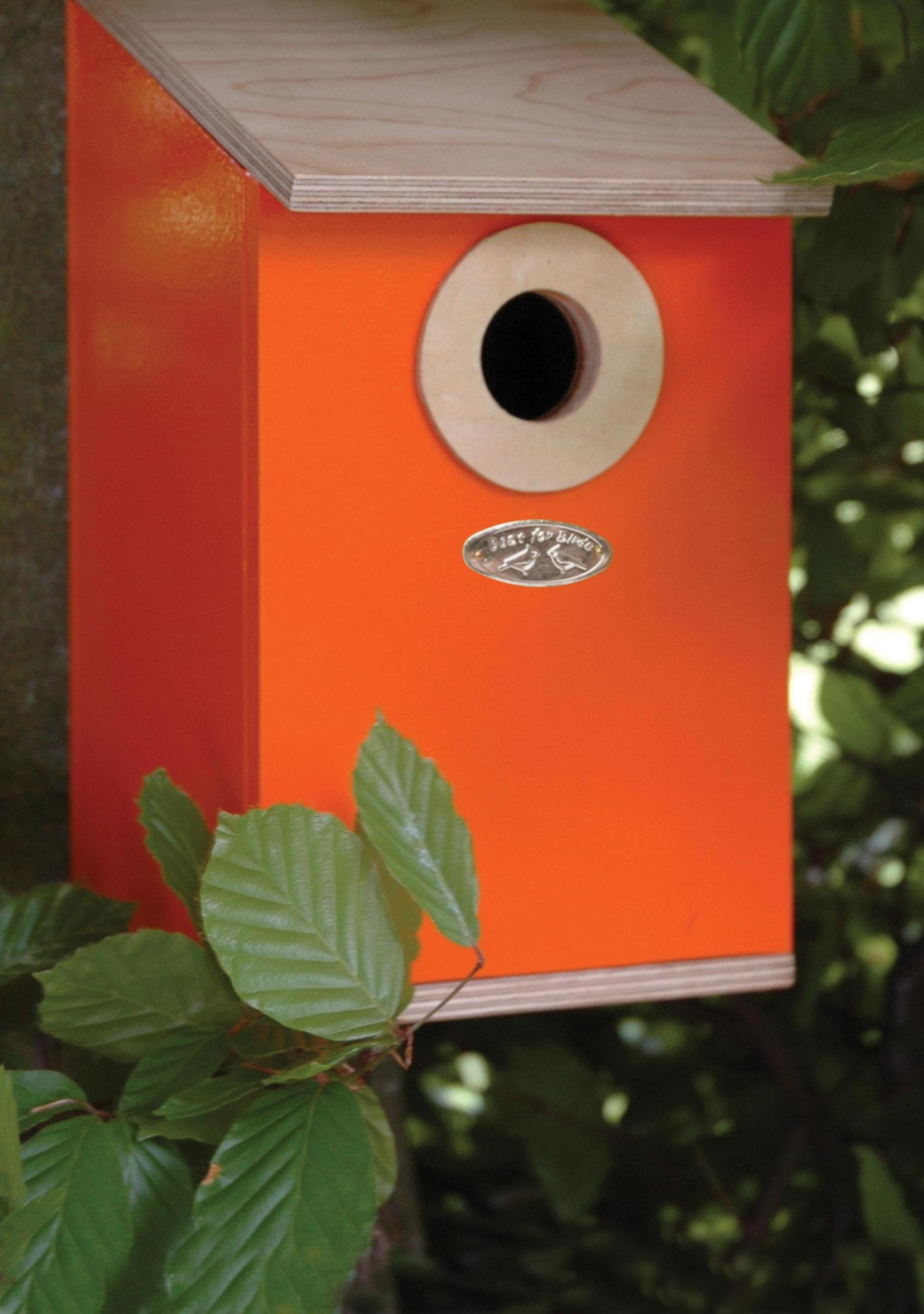 nichoir pour oiseaux fabriquer un nichoir pour oiseaux. Black Bedroom Furniture Sets. Home Design Ideas