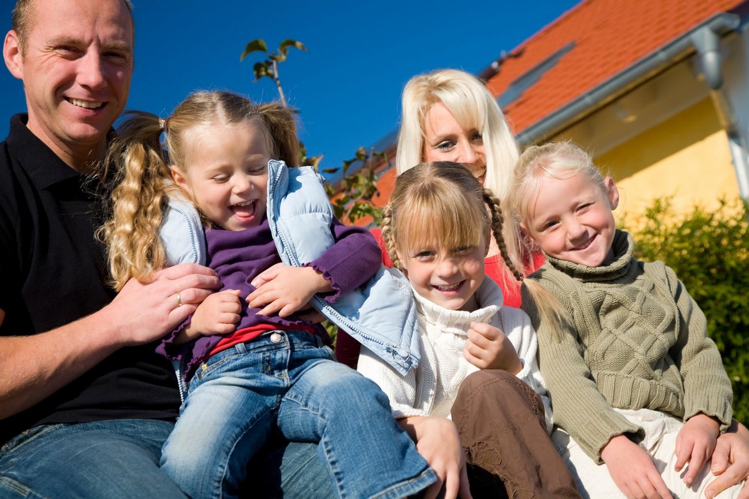 Carte famille nombreuse les 5 principaux avantages for Les problemes de la famille nombreuse