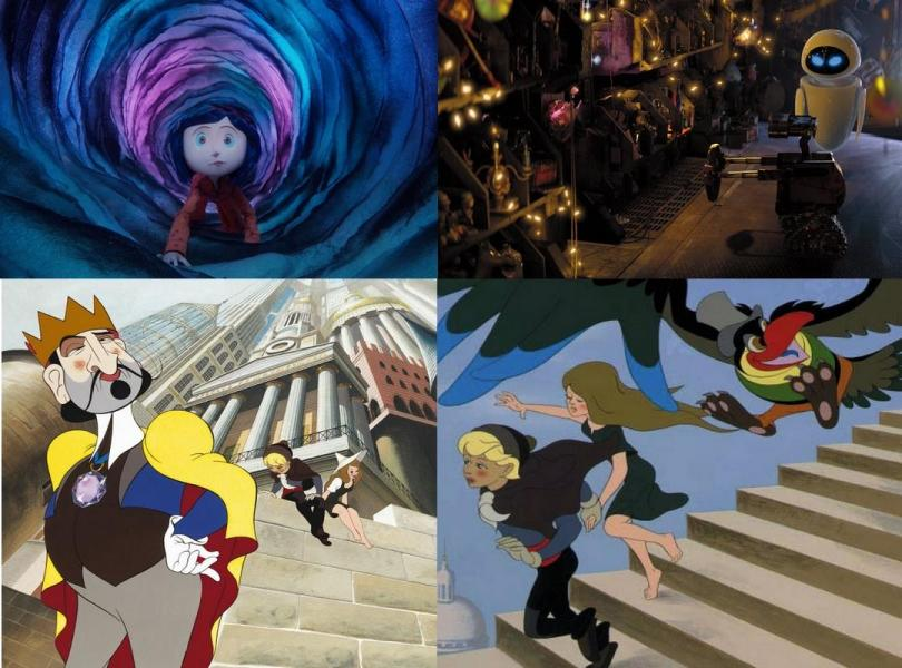 film animation From new visions to revivals of lost wonders, next year's incoming animated features reach far and wide.