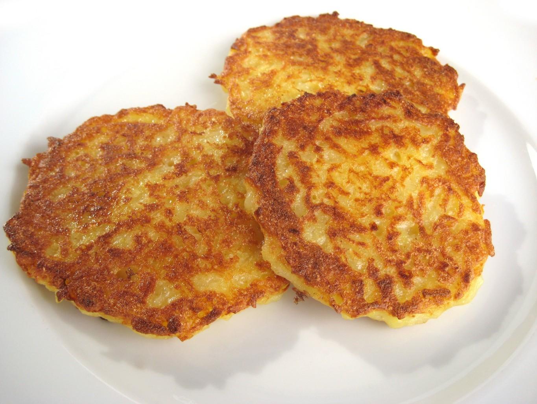 Recette de la galette de pommes de terre - Comment cuisiner la pomme de terre ...