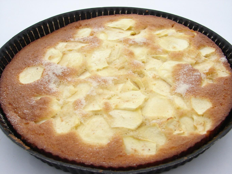 recette du g 226 teau aux pommes pratique fr