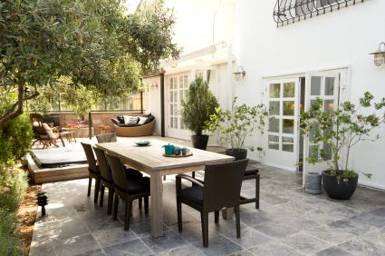 Notre dossier terrasse - Decoratie van een terras ...