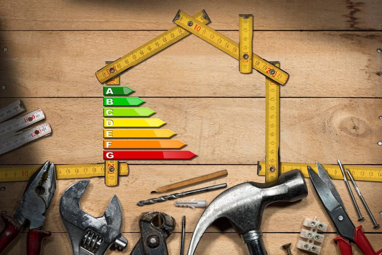 Immobilier quelles aides pour la r novation nerg tique - Aide pour renovation maison ...