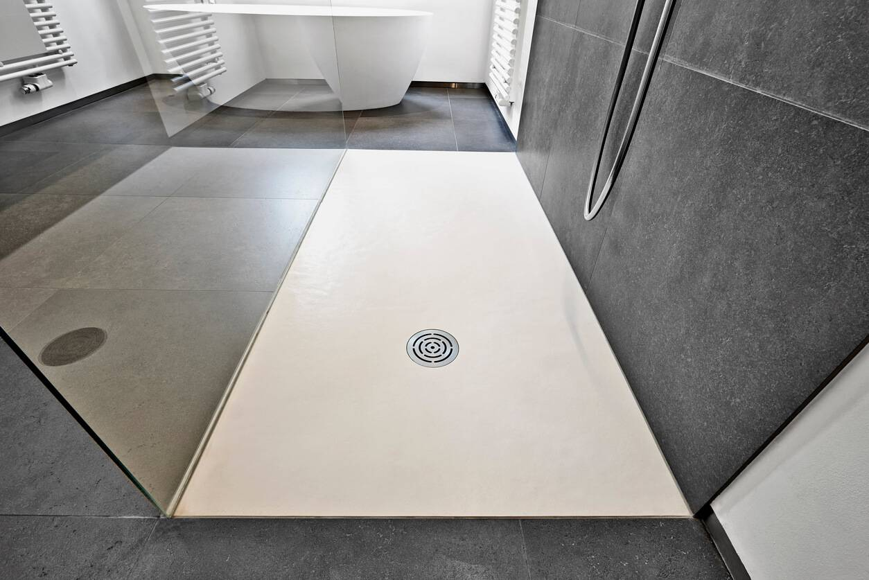 Installer une douche l 39 italienne mode d 39 emploi for Emploi carrelage