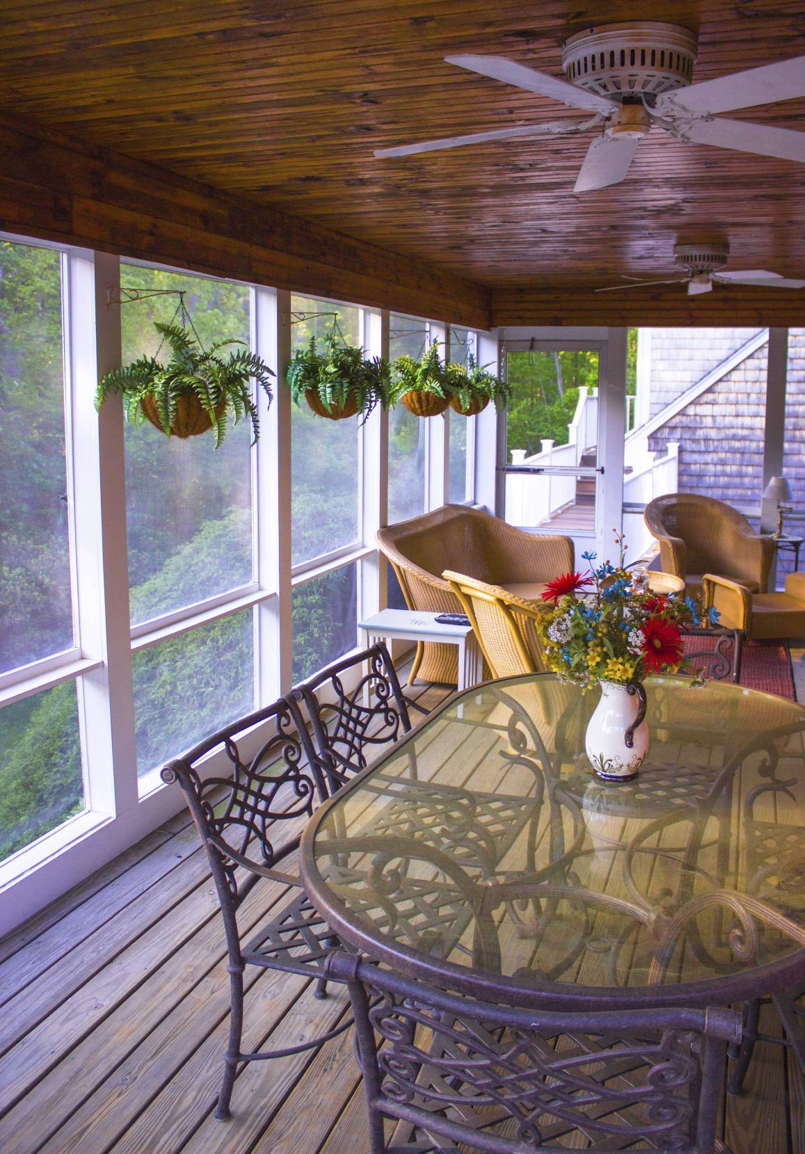 installer une veranda pour agrandir maison